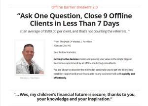 Offline Marketing Expert