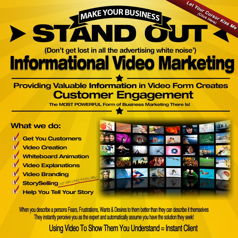 Video Marketing Expert Wesley Harrison