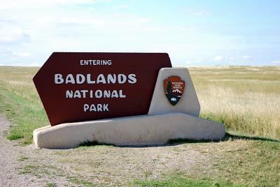 Badlands National Park – 02-29-16