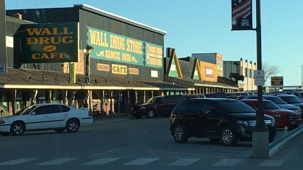 Wall SD – Wall Drug Store