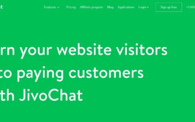 Instant Communication – jivochat – affordable live chat for your site