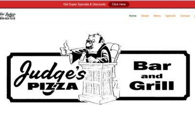 Judges Pizza