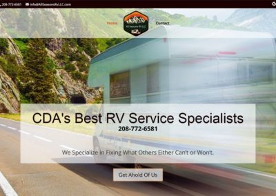 All Seasons RV LLC